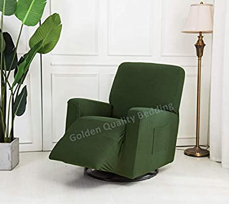 Amazon.com: MB Home Linen - Funda para sillón reclinable ...