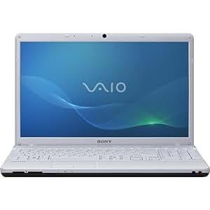 "Sony VAIO VPCEB42FX/WI 15.5"" Laptop - Silvery White"
