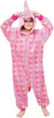 Pijama Unicornio Kigurumi Niños Unicornio Pijamas for niños ...