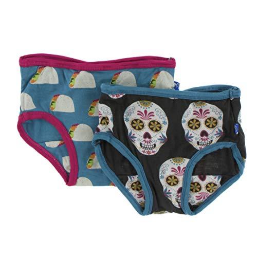 Girl Underwear Set (Dia de Los Muertos and