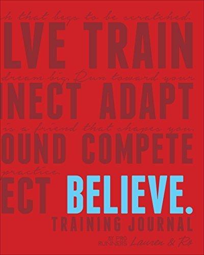 Believe Training Journal Paperback – November 7, - Fleshman Lauren