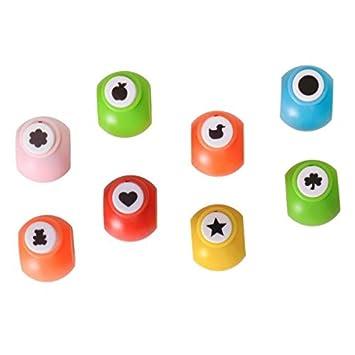 Locher Mini Motiv Ausstanzer Bürolocher Basteln stanzen kreativ Kinder