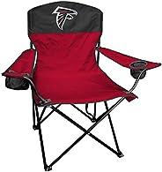 Rawlings NFL XL Lineman Tailgate and Camping Folding Chair, Atlanta Falcons