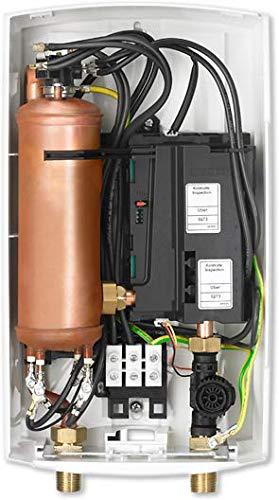 Single Phase Stiebel Eltron Compact Instantaneous Water Heater DHC-E 8//10 Set