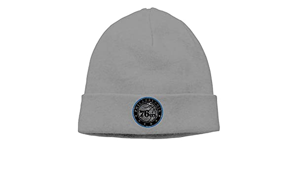 e051fcf4a12 Amazon.com  Philadelphia 76ers Cool Black Up And Over Logo Hipster Beanie  Woolen Watch Ski Hat (6310414325151)  Books