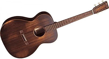 Martin 000-15M Streetmaster - Guitarra acústica (incluye funda ...