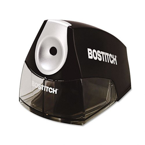 (Stanley Bostitch : Compact Desktop Electric Pencil Sharpener, Black -:- Sold as 2 Packs of - 1 - / - Total of 2 Each)