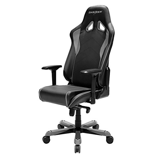 41ztnseSytL - DXRacer OH/SJ08 Sentinel Series Racing ERGO Seat Office Chair Gaming Ergonomic with - Free Head and Lumbar Support Pillows