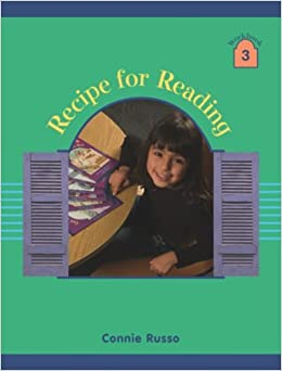 Book Recipe for Reading: Workbooks 3 by Traub Nina (1993-02-01)