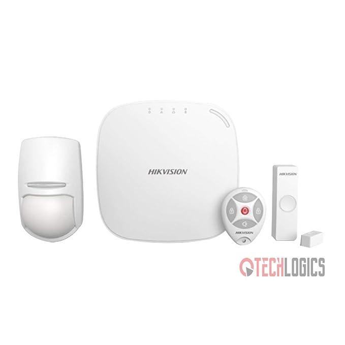 Techlogics Hikvision DS-PWA32-KG Wireless Control Panel Kit