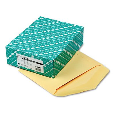 Quality Park Open Side Booklet Envelope, Traditional, 13 ...
