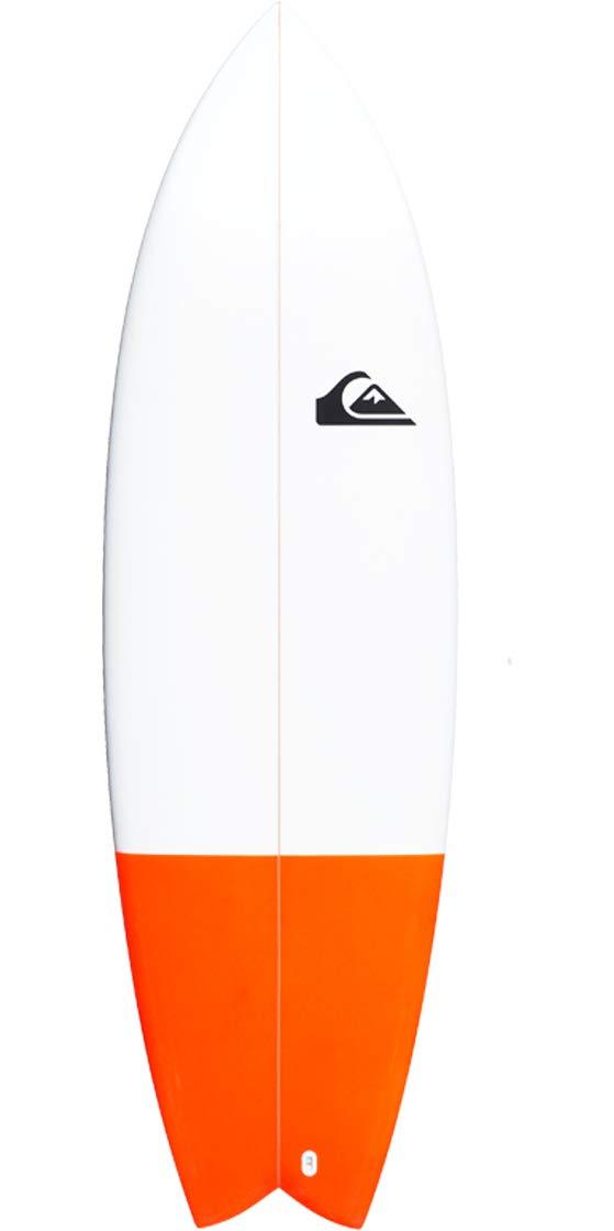 Quiksilver Euroglass Surfboard Batboard 62 Blue Iris/Copen Blue: Amazon.es: Deportes y aire libre