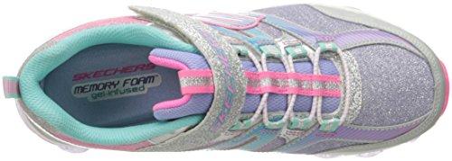 Skechers Skech Luft Pige Sneakers Sølv / Multi udMS1uC