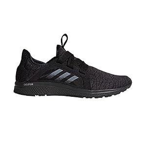 adidas Performance Women's Edge Lux W Running Shoe, Black/White/Dgh Solid Grey, 8 M US