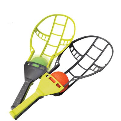 Trackball Sport Trac Ball Lacrosse Racket Game