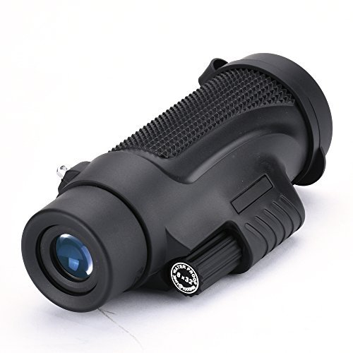 HILLPOW MA1 High Power Portable Lightweight 8X32MM Monocular with Hand Strap