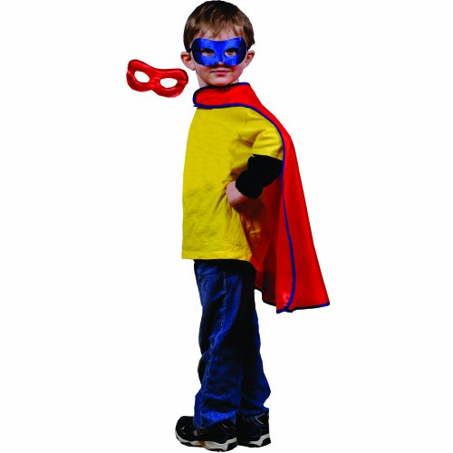 Cute Kids Super Hero Fancy Costume By Dress Up America (Halloween Costume Photo Contest)