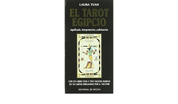El Tarot Egipcio: Laura Tuan: 9788431525514: Amazon.com: Books