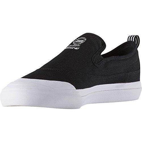 adidas Hombre matchcourt Slip Skate zapatos Core Black / Core Black / Running White