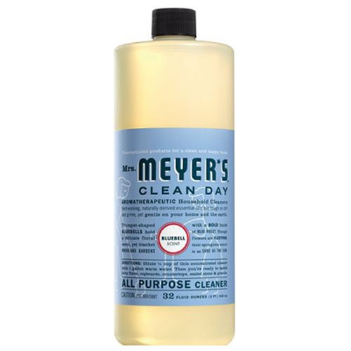 Mrs. Meyer's Clean Day Multi-Surface Concentrate, Bluebell, 32 fl oz (Meyer Bells Of Is)