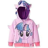 My Little Pony Girls' Twilight Sparkle Hoodie