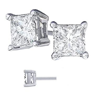 Body-Fashion-Surgical-Steel-Square-Basket-Set-Crystal-Diamond-Unisex-Men-s-Stud-Earrings-8mm