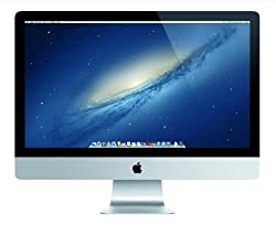 Image of the product Apple iMac ME088LL/A 27 that is listed on the catalogue brand of Apple.