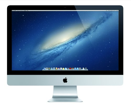 Apple iMac ME088LL/A 27-Inch, 1TB Hard Drive - 8GB Ram (Renewed) (Apple Refurbished Imac)