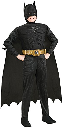 Rubieu0027s UHC Boyu0027s Batman Muscle Chest Outfit Funny Theme Child Halloween Fancy Costume Child L  sc 1 st  Costume Overload & Shop Quality Boys Batman Superhero Halloween Costumes