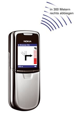 Nokia 8800 Unlocked Cell Phone