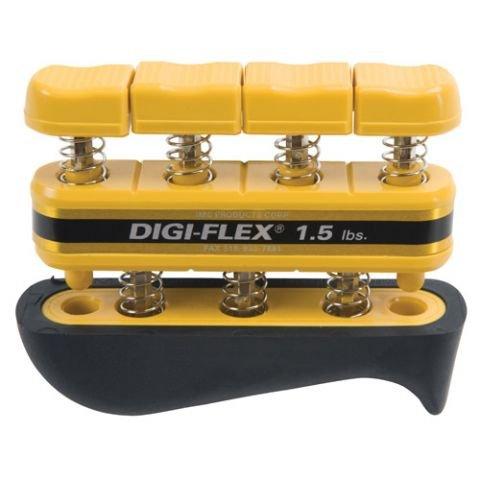 Complete Medical 10014A Digi-Flex Digit-Hand Yellow Exerciser X-Light