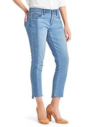 Gap Women Authentic 1969 Two Tone Best Girlfriend Jeans  33