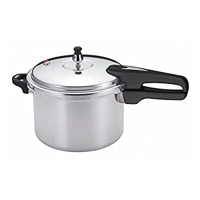 Mirro Polished Aluminum Dishwasher Safe Pressure Cooker Cookware