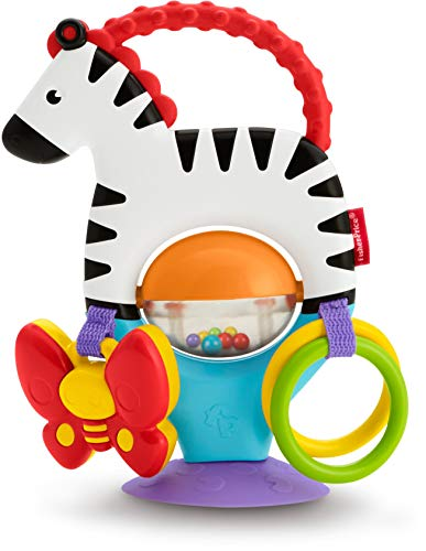 (Fisher-Price Activity Zebra, Multicolor)