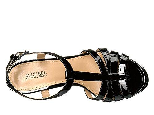 Michael Kors , Sandales pour femme noir noir