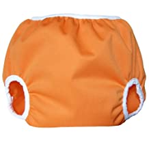 Bummis Pull-On - Medium - Tangerine