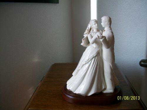Mikasa Wedding Bells Porcelain Figurines