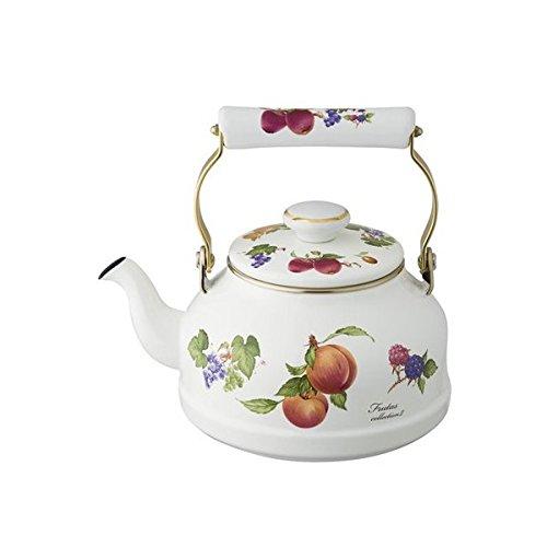 후지 법랑 후지호로 주전자 포트 프루타스 컬렉션 Frutas collection II 2.3L FTCS-2.3K