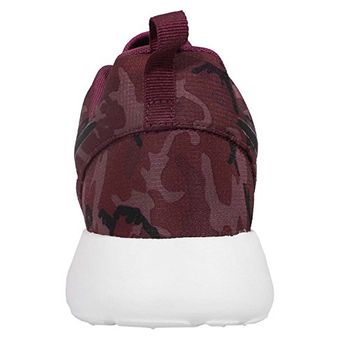 Nike, Sneaker uomo Rosso Villan Rot / Schwarz