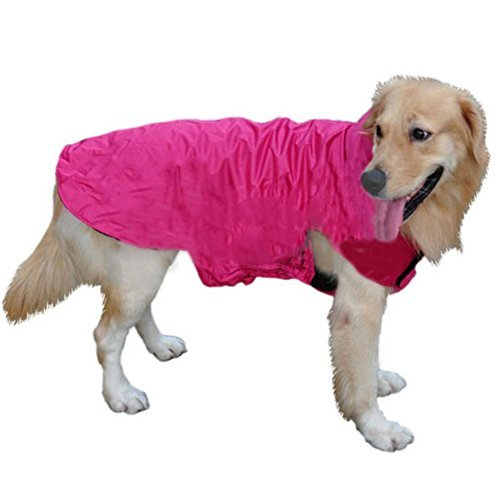 [Dog Jacket, Fashion Waterproof Large Dog Jacket Outwear Warm Coat Pets Dogs Winter Clothes Apparel Waistcoat Sweater Coats Top Jackets Costumes Sweatshirt with Stand-Up Collar] (Iron Man Cat Costume)