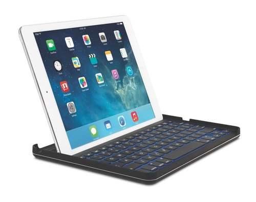 Kensington KeyCover Plus Hard Case Keyboard for iPad Air (iPad 5) (K97087US)