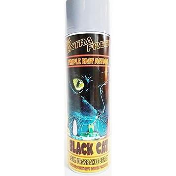 Ambientador y spray de alta calidad con protección para gatos, color negro: Amazon.es: Salud y cuidado personal