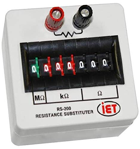 (IET Labs RS-200 Resistance Substituter)