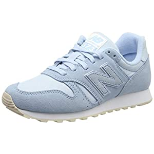 New Balance Women's Low-Top, Blue Air, 3.5 UK
