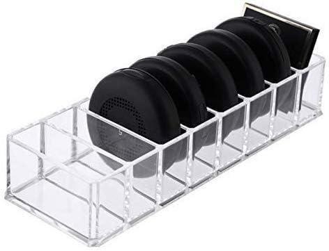 XWYSSH主催 化粧品ストレージボックス収納オーガナイザーボックス化粧品ディスプレイケース XWYSSH (色 : L)