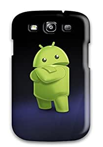 Audunson Galaxy S3 Hybrid Tpu Case Cover Silicon Bumper Wallpapers For Android