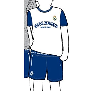 Pijama niño Real Madrid verano - 14