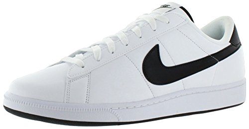 Nike Tennis Classic Men's Court Sneakers Shoes White Size 10 (Classic Nike Sneakers compare prices)