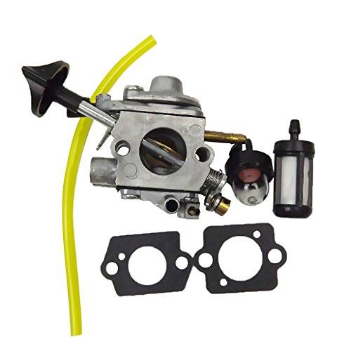 MonkeyJack Carburetor with Fuel Line Tune Up Kit for STIH...