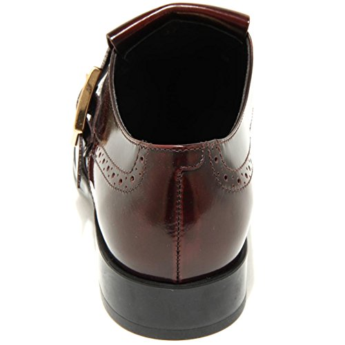 donna bordeaux women scarpa shoes gomma TOD'S Bordeaux fondo 4162G fF5HxwqARA